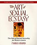 The Art of Sexual Ecstasy book cover.