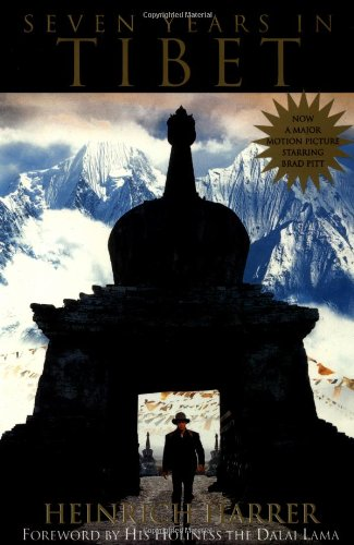 Seven Years in Tibet by Heinrich Harrer (Paperback - September 1, 1997)