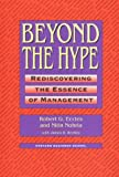 Buy Beyond the Hype: Rediscovering the Essence of Management from Amazon