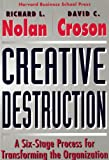 Buy Creative Destruction: A Six-Stage Process for Transforming the Organization from Amazon