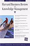 Buy Harvard Business Review on Knowledge Management from Amazon