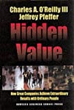 Buy Hidden Value: How Great Companies Achieve Extraordinary Results with Ordinary People from Amazon