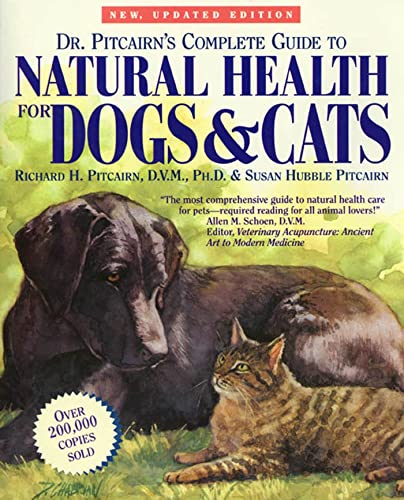 Dr Pitcairn S Guide To Natural Pet Care