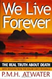 We Live Forever book cover.