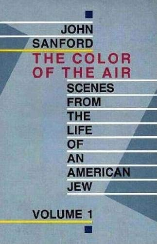 Scenes from the Life of an American Jew: Volume 1: The Color of Air
