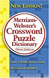 Merriam-webster`s Crossword Puzzle Dictionary