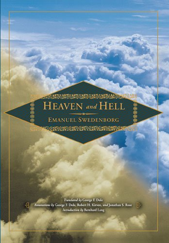 Heaven and Hell, New Century Edition, Emanuel Swedenborg