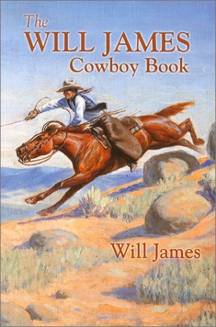 The Will James Cowboy Book, James, Will