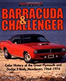 Barracuda & Challenger (Muscle Car Color History)