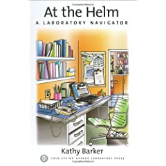 At the Helm - book cover