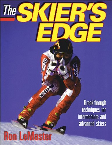 The Skier's Edge by Ron Lemaster