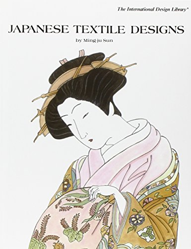 Japanese Textile Designs (International Design Library)