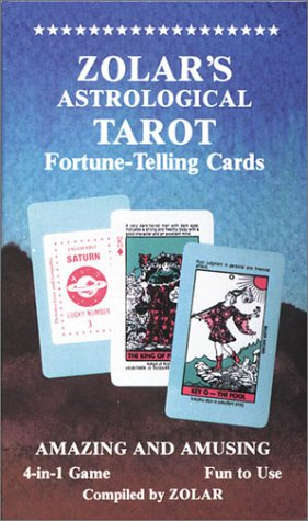 Zolar's Astrological Tarot Deck, Zolar