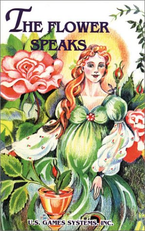 The Flower Speaks: 52-Card Deck, Marlene Rudginsky