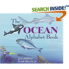 The Ocean Alphabet Book (Jerry Pallotta's Alphabet Books)