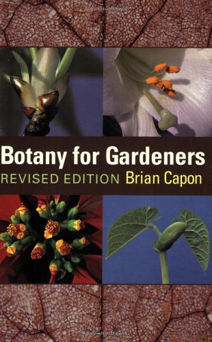 Botany for Gardeners, Capon, Brian