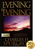 Evening by Evening (Pure Gold Classic)