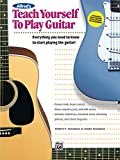 Book Cover: Teach Yourself to Play Guitar by Ron Manus