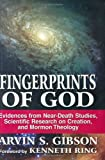 Fingerprints of God book cover.