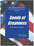Buy Seeds of Greatness/Cassette from Amazon