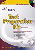 TOEFL Test Preparation Kit (Book & CD-ROM)