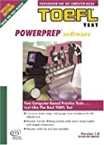 POWERPREP Software : Preparation for the Computer-Based TOEFL Test