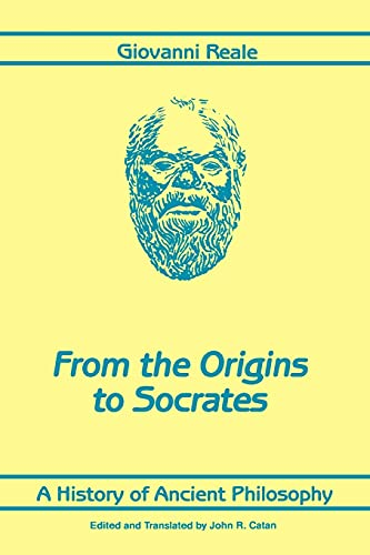 001: A History of Ancient Philosophy From the Origins to Socrates (SUNY Series in Philosophy (Paperback)), Reale, Giovanni