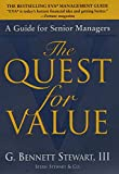Buy The Quest for Value from Amazon
