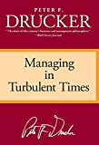 Buy Managing in Turbulent Times from Amazon