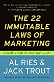 Book Cover: The 22 Immutable Laws Of Marketing by Jack Trout