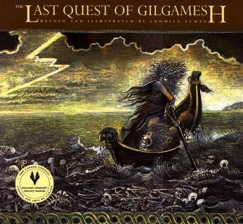 [The Last Quest of Gilgamesh]