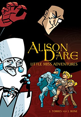 Alison Dare, Little Miss Adventures cover