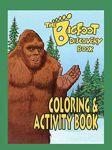 "The ""Bigfoot"" Discovery Book, Michael Rugg"