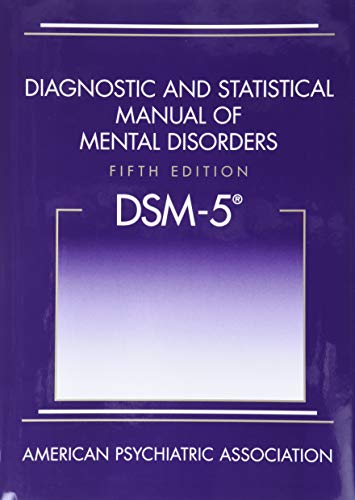 Book cover for Diagnostic and statistical manual of mental disorders : DSM-5