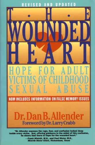 The Wounded Heart: Hope for Adult Victims of Childhood Sexual Abuse, Allender, Dan B.