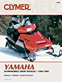 Yamaha shop manual 1984-1989