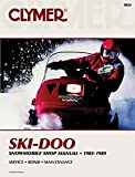 Ski-Doo shop manual 1985-1989