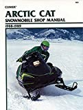 Arctic Cat shop manual 1988-1989