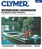 Evinrude Johnson Outboard Shop Manual: 2-40 Hp 1973-1990