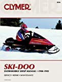 Ski-Doo shop manual 1990-1995
