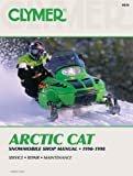 Arctic Cat shop manual 1990-1998