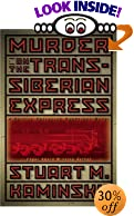 Murder On the Trans-Siberian Express: A Porfiry Petrovich Rostnikov Novel by  Stuart M. Kaminsky (Author) (Hardcover)