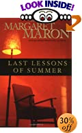 Last Lessons of Summer by  Margaret Maron (Author) (Hardcover - September 2003)