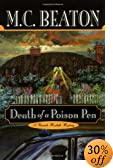 Death of a Poison Pen by M.C. Beaton