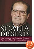 Scalia Dissents: book about Justice Scalia