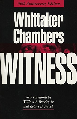 Witness by Whittaker Chambers