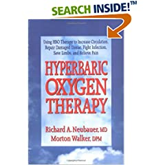 Hyperbaric Oxygen Therapy (Walker, Morton. Dr. Morton Walker Health Book.)