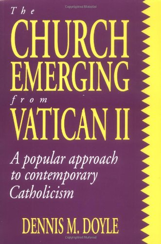 The church emerging from Vatican II