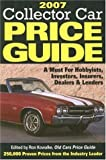 Collector Car Price Guide 2006