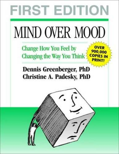 Mind Over Mood Book Cover Picture